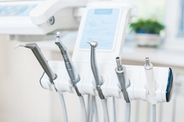 歯科で使用する器具